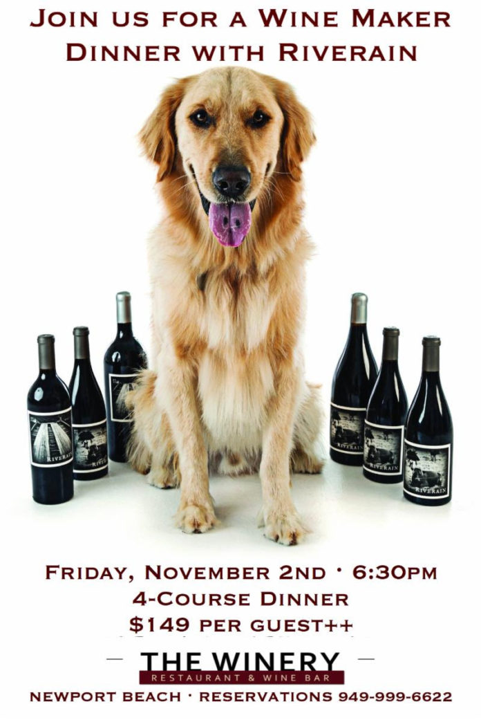 Winery Restaurant Newport Riverrain Wine