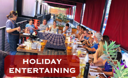 Annual Holiday Entertaining Cooking Class @ Adya - Anaheim | Anaheim | California | United States