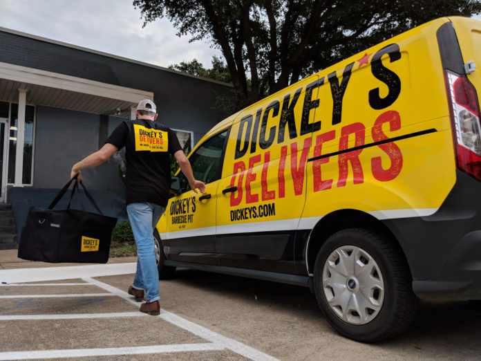 Dickey's Delivery