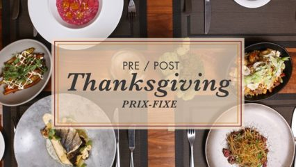 Pre- and Post-Thanksgiving Prix-Fixe @ Chianina Steakhouse - Long Beach