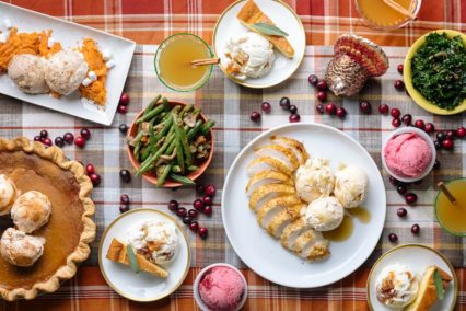 Thanksgiving Flavor Series @ Salt & Straw - Anaheim | Anaheim | California | United States