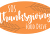 Sos Thanksgiving Food Drive