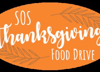 Sos Thanksgiving Food Drive
