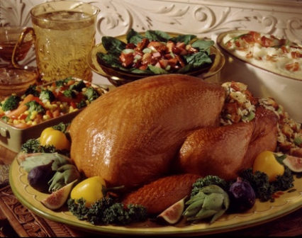 Turkey Talk: Seasoning the Holidays @ Pacific Food & Beverage Museum | Los Angeles | California | United States