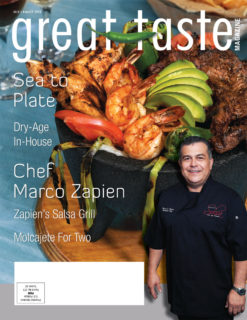 Great Taste Magazine 2016 July August Issue
