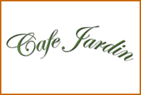 Cafe Jardin at Sherman Gardens - Corona del Mar Logo