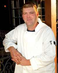 Chef de Cuisine - Nick Phelps