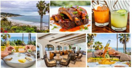 Las Brisas Happy Hour Laguna Beach