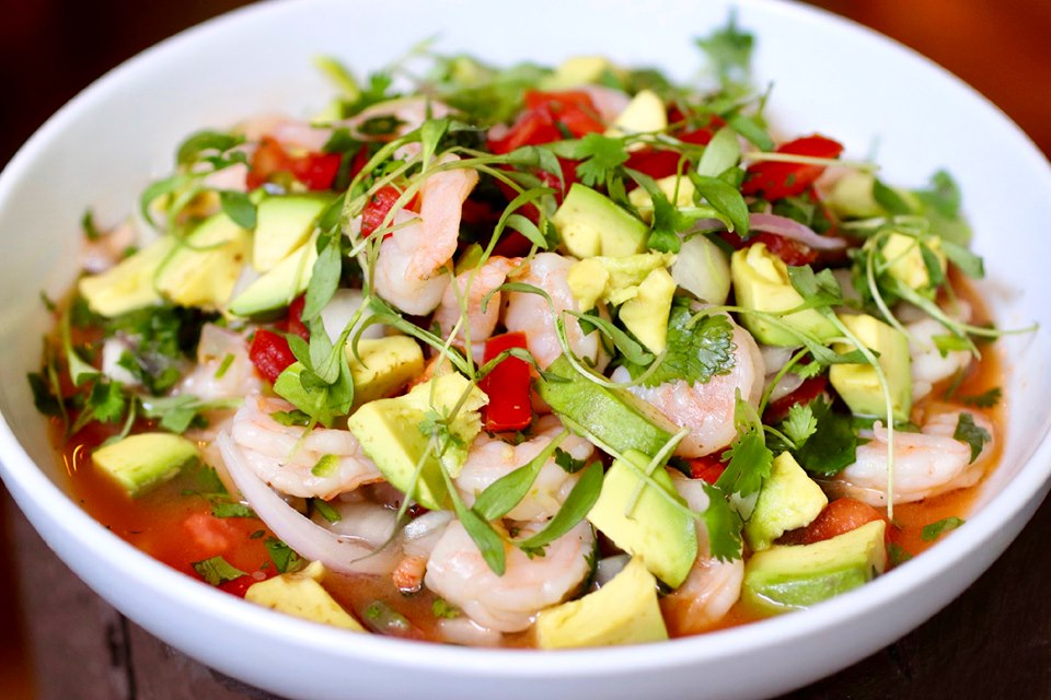 Little Onion Ceviche