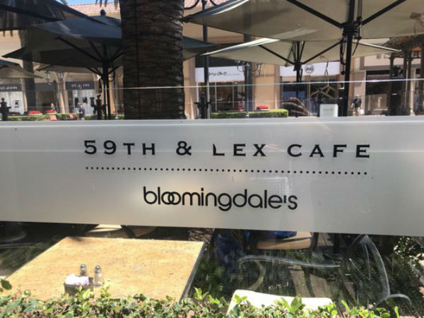 59th and Lex Cafe – Newport Beach