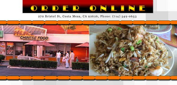 Al Palace Chinese Restaurant – Costa Mesa
