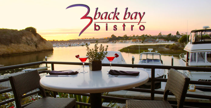 Back Bay Bistro Outdoor Seating