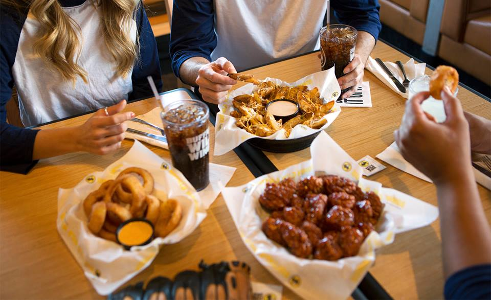 Buffalo Wild Wings – Mission Viejo