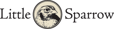 Little Sparrow - Santa Ana Logo