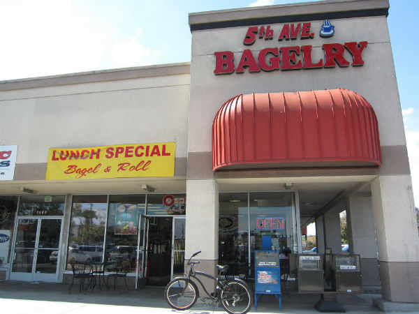 5th Ave Bagelry – Buena Park