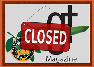 A La Carte CLOSED – Laguna Beach