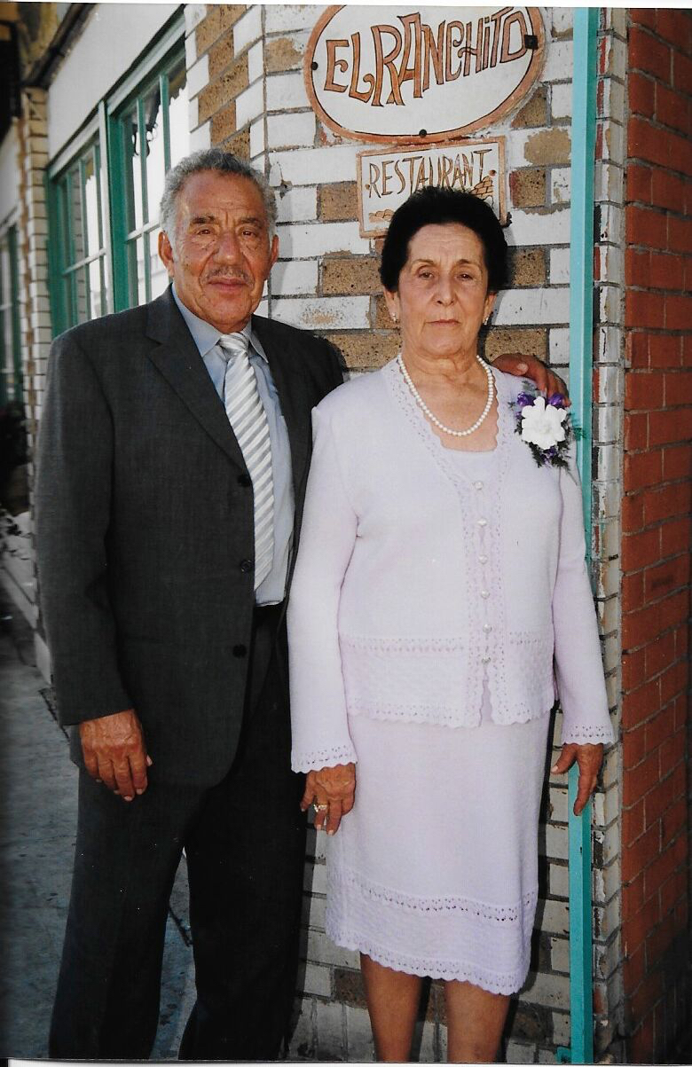 Avila's El Ranchito - Parents of the HP restaurant