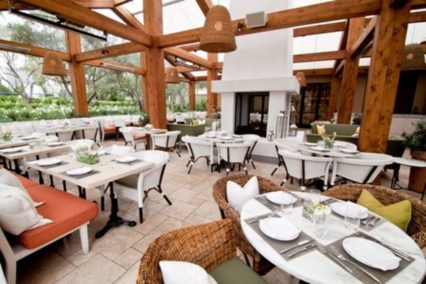 Fig & Olive Open Seating