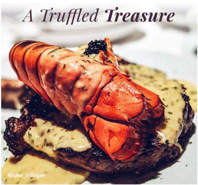 Fleming's Truffle-Poached Lobster