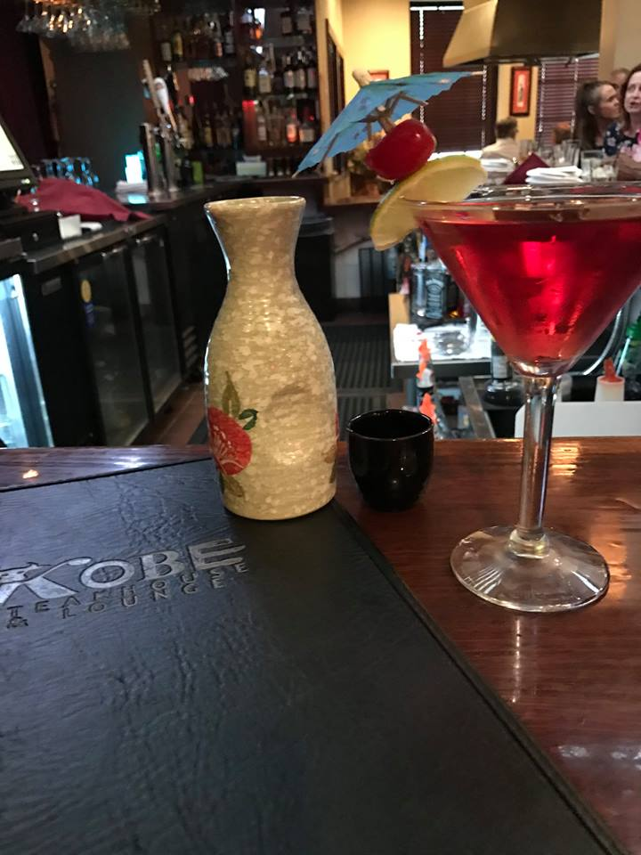 Kobe Steakhouse Drinks