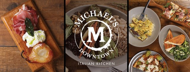 Michael's Downtown Logo