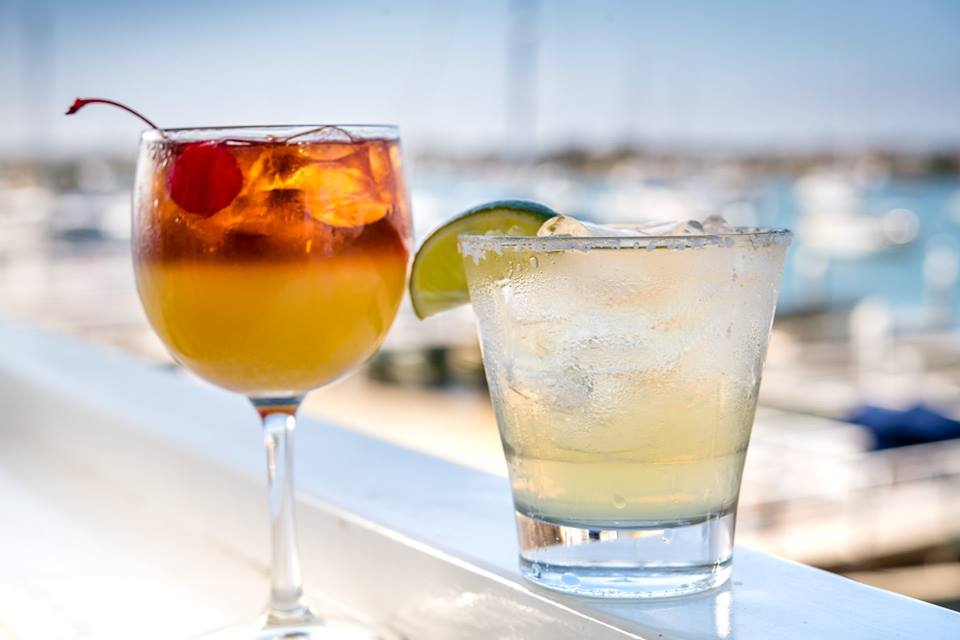 Newport Landing Cocktails