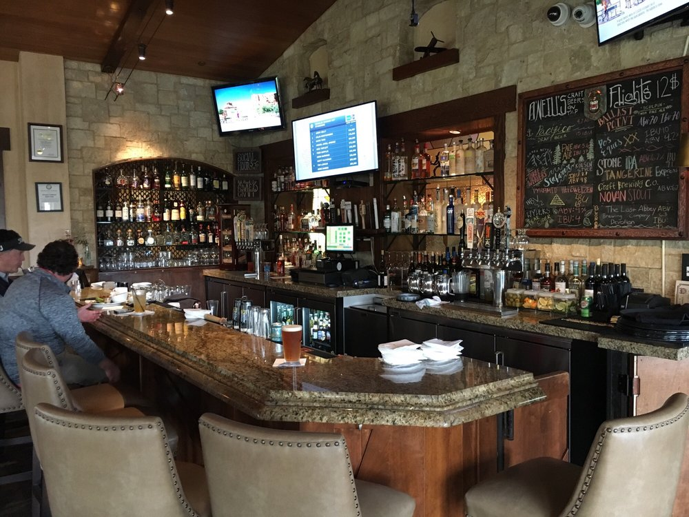 O'Neill's Bar & Grill at Arroyo Trabuco Golf Club – Mission Viejo