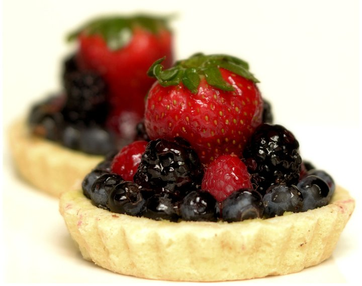 Pacific Whey Fruit Tart