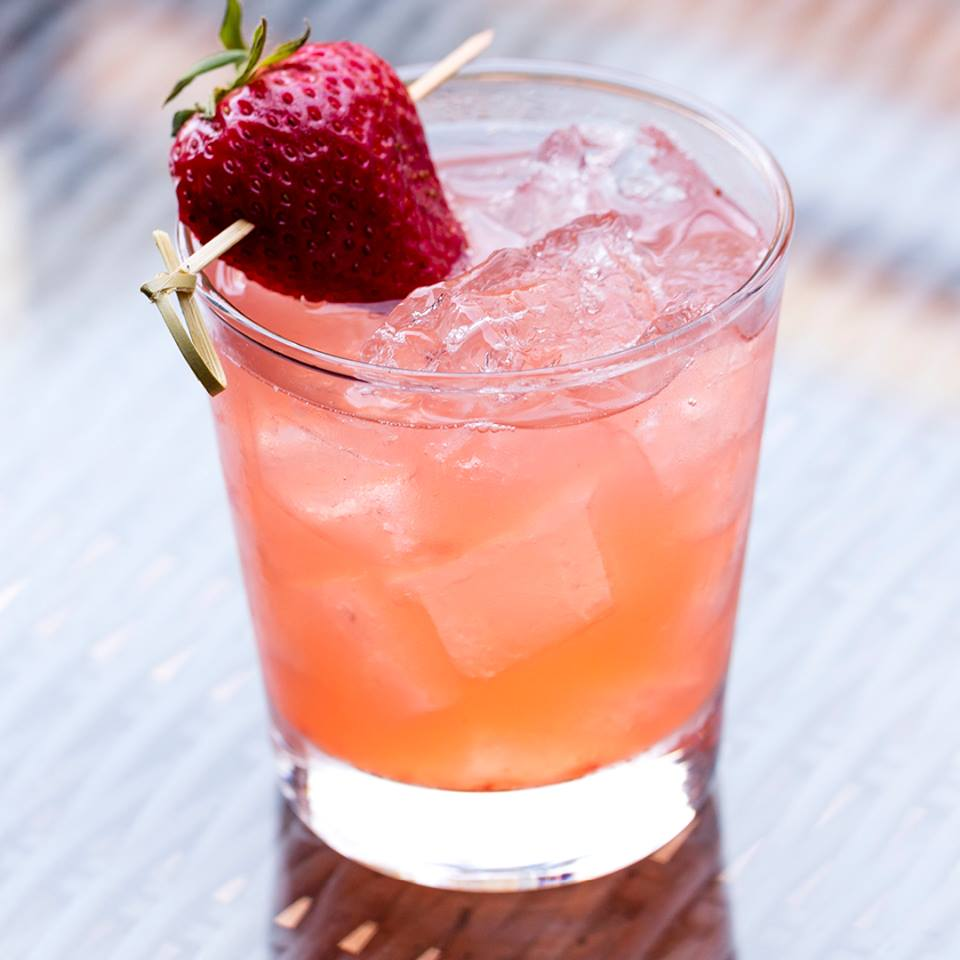 Paul Martin's Corralejo Strawberry Splash