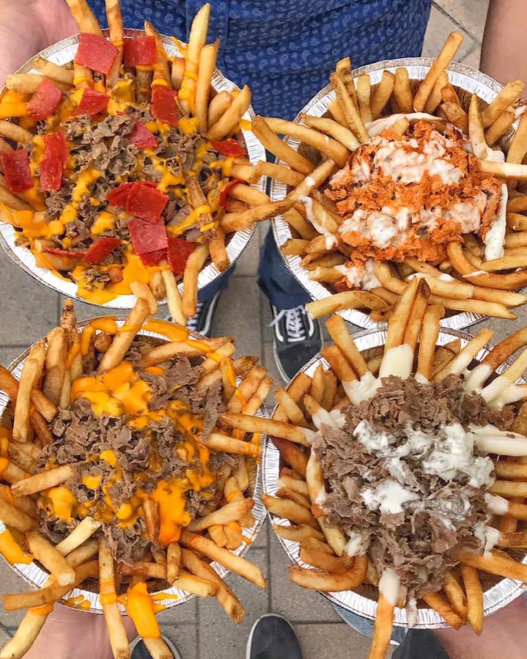 Philly's Cheesesteak Fries