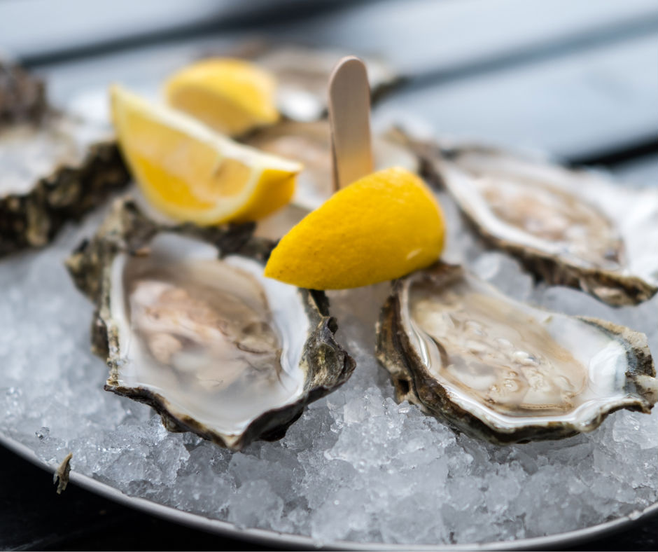 Pier 76 Oysters