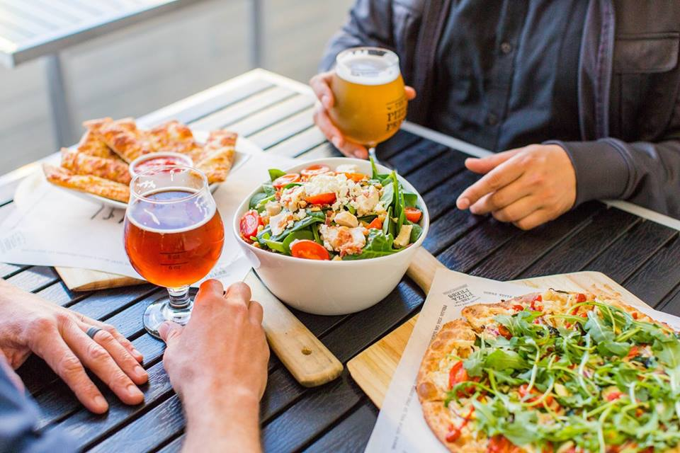 Pizza Press Beer And Entrees