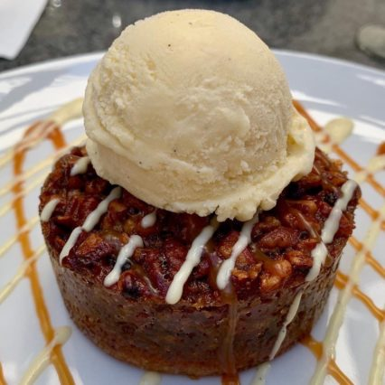 THE RANCH Restaurant Pecan Pie