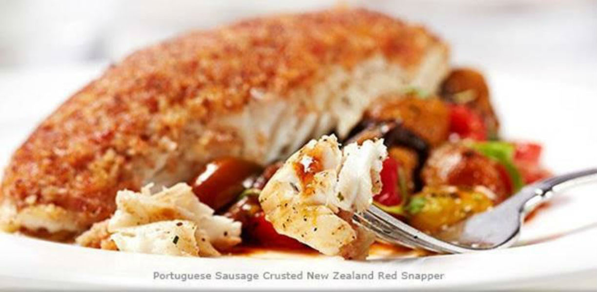 Roys Restaurant Chain Red Snapper