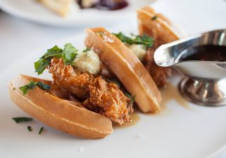 Selanne Chicken And Waffles