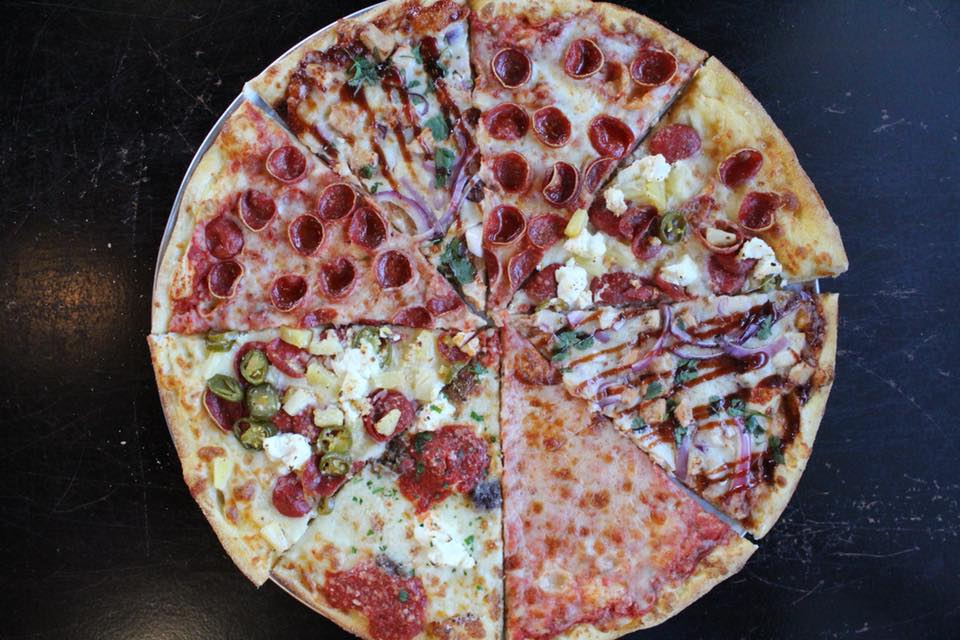 Sgt Pepperoni's Pizza Store Variety