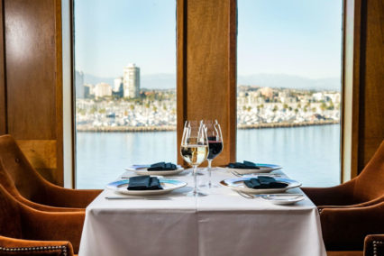 New Sunday Pre-Fixe Sunset Hidden Gem Menu @ Queen Mary - Long Beach