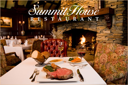 Summit House Restaurant – Fullerton