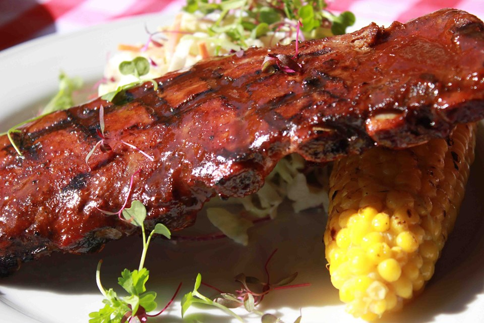 The Bungalow Bbq Ribs