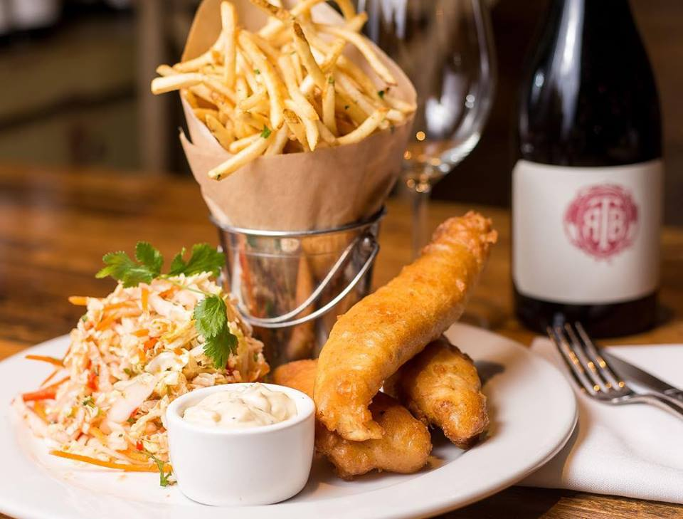 Tin Roof Bistro Fish & Chips