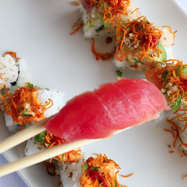 Bluewater Grill Sashimi
