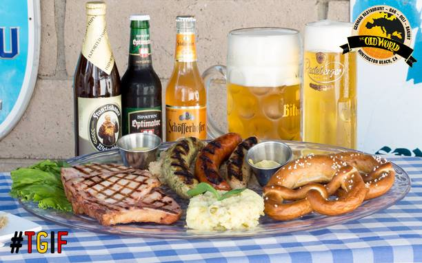 Authentic German Brews and Eats!