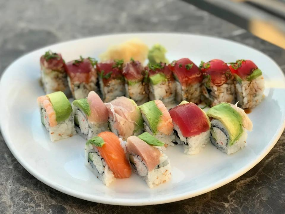 Parkers' Sushi