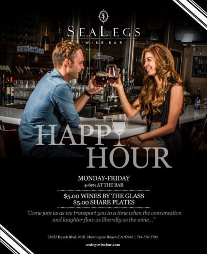 Sealegs Happy Hour