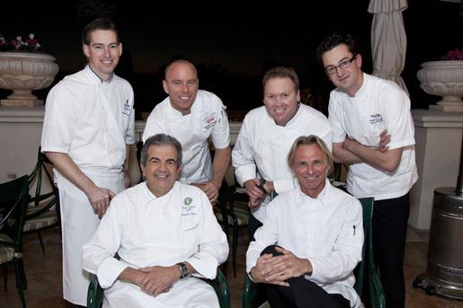 Ocean Chefs Sm