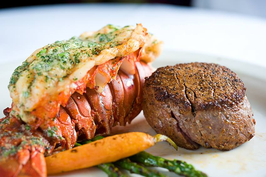 21 Oceanfront Surf And Turf
