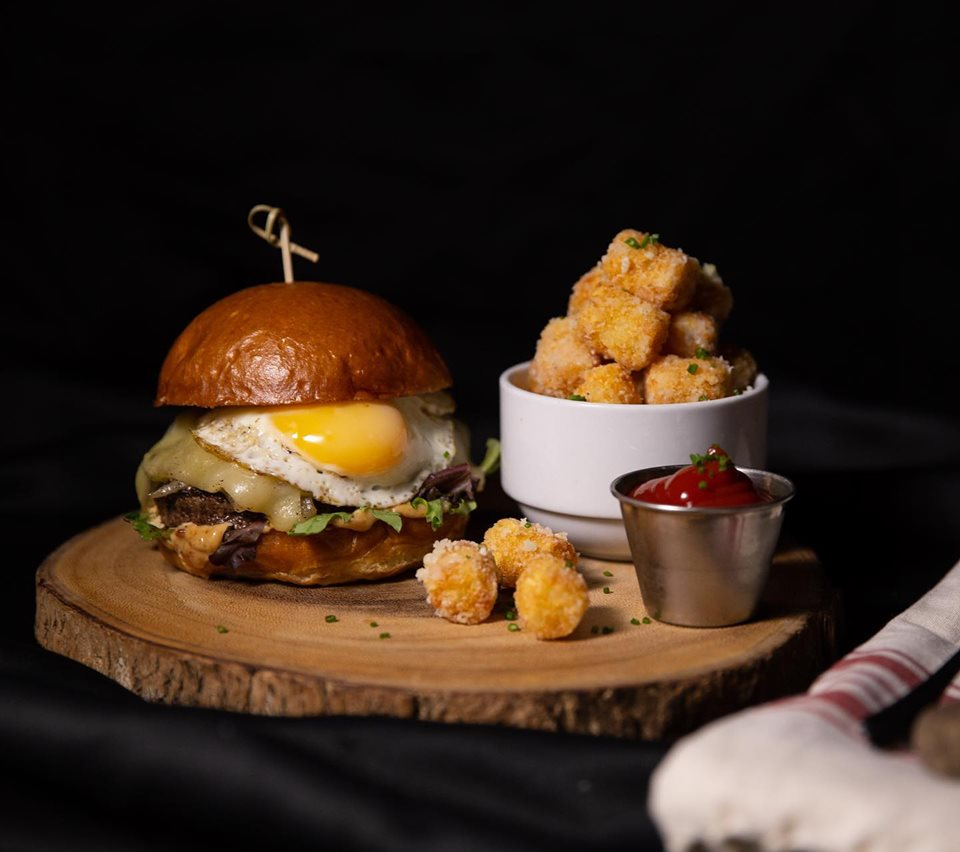Blind Rabbit Burger