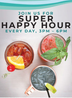 Mama's Super Happy Hour
