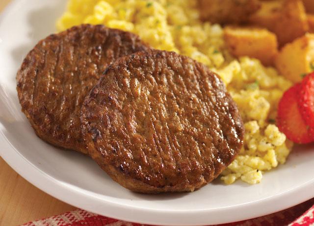 All-Pork Sausage Patty