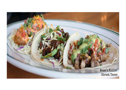 Taco Mondays @ Mama's on 39 Restaurant - Huntington Beach